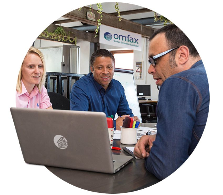 Diagnostic Design Workshop - example of Omfax Consultancy